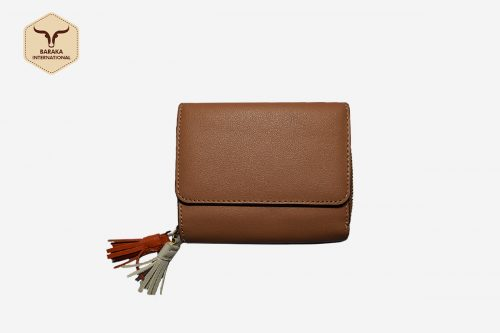 BI-28017 | Clutch Flap Wallet With RFID Blocking